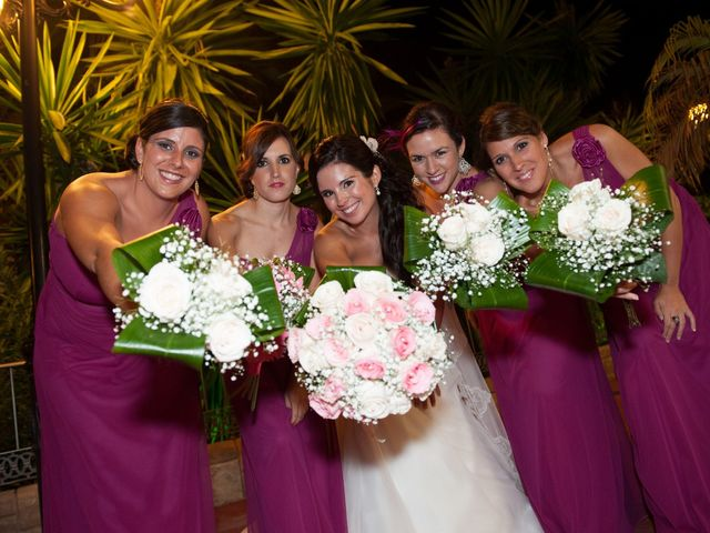 La boda de Juanma y Mónica en Alhaurin De La Torre, Málaga 31