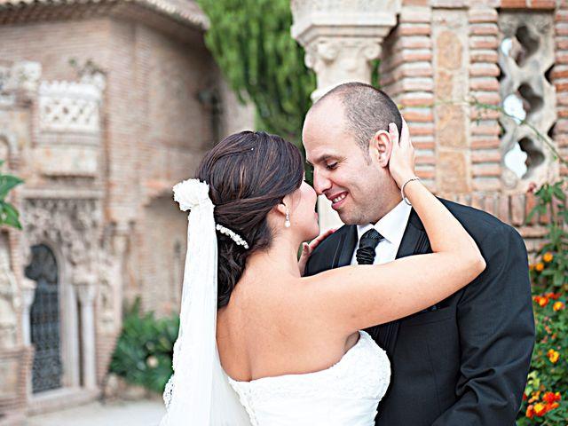 La boda de Juanma y Mónica en Alhaurin De La Torre, Málaga 34