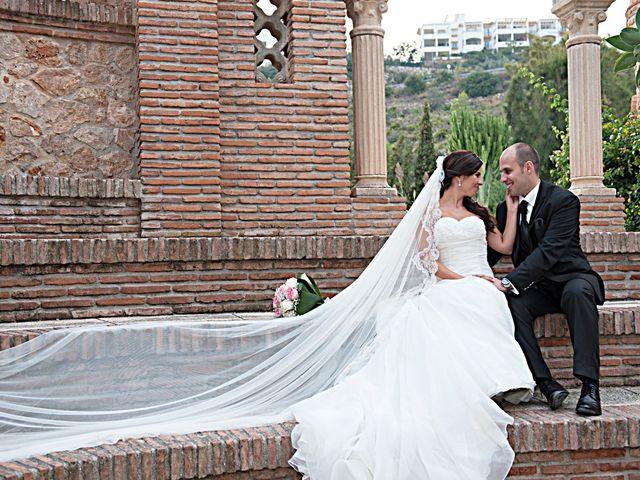 La boda de Juanma y Mónica en Alhaurin De La Torre, Málaga 35
