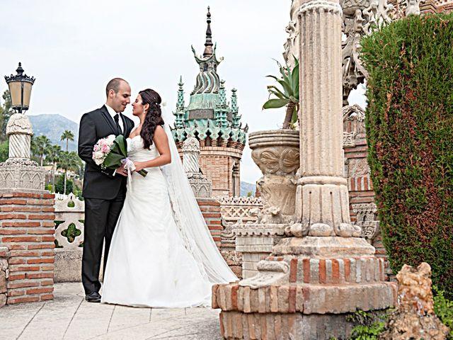 La boda de Juanma y Mónica en Alhaurin De La Torre, Málaga 37