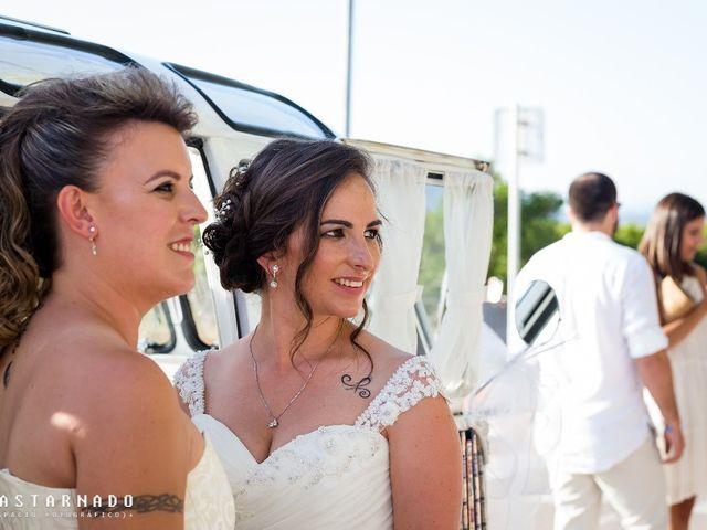 La boda de Esther y Mariam