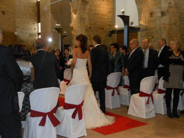La boda de Esther y Sergio  en Fraga, Huesca 3