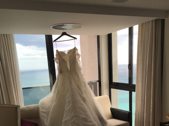 La boda de Jorge  y Stela  en Benidorm, Alicante 3
