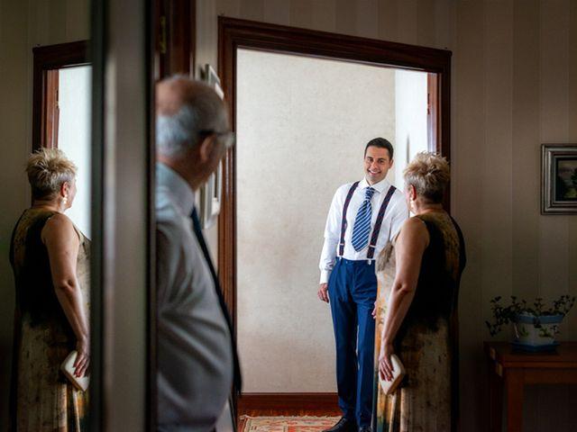 La boda de Jon y Leire en Gordexola, Vizcaya 9