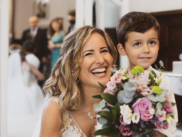 La boda de Jon y Leire en Gordexola, Vizcaya 26