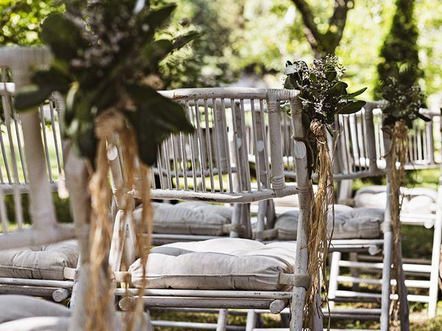 La boda de Jon y Leire en Gordexola, Vizcaya 31