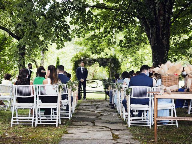 La boda de Jon y Leire en Gordexola, Vizcaya 32