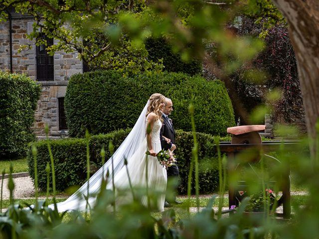 La boda de Jon y Leire en Gordexola, Vizcaya 36