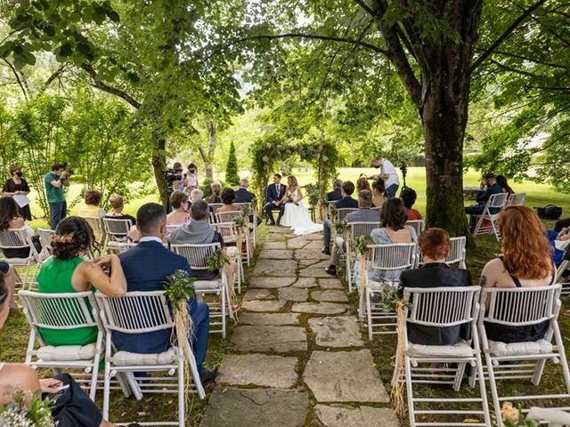 La boda de Jon y Leire en Gordexola, Vizcaya 37