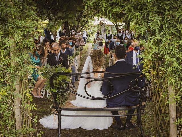 La boda de Jon y Leire en Gordexola, Vizcaya 38