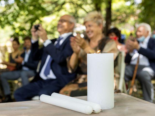 La boda de Jon y Leire en Gordexola, Vizcaya 42