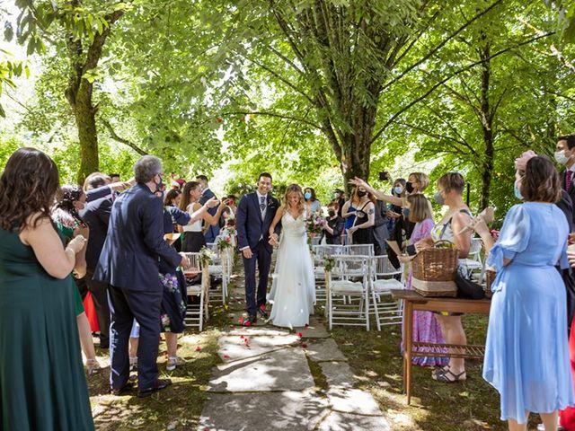 La boda de Jon y Leire en Gordexola, Vizcaya 43