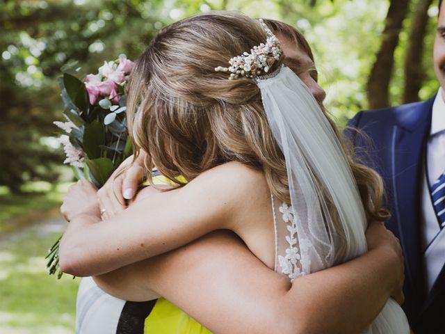 La boda de Jon y Leire en Gordexola, Vizcaya 46