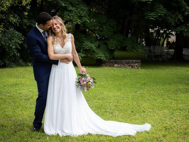 La boda de Jon y Leire en Gordexola, Vizcaya 51