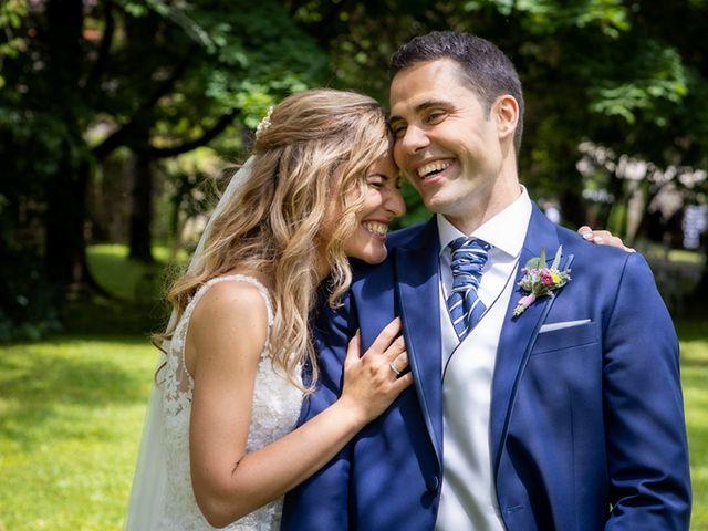 La boda de Jon y Leire en Gordexola, Vizcaya 53