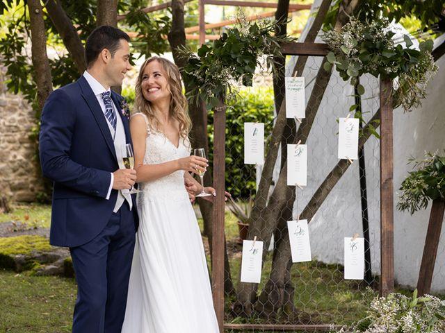 La boda de Jon y Leire en Gordexola, Vizcaya 56