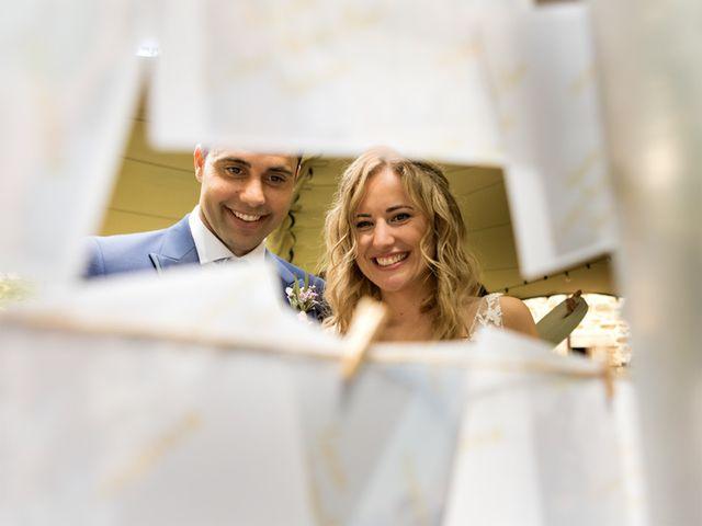 La boda de Jon y Leire en Gordexola, Vizcaya 62