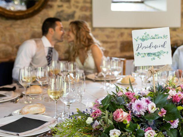 La boda de Jon y Leire en Gordexola, Vizcaya 67
