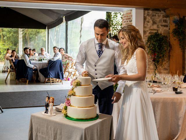 La boda de Jon y Leire en Gordexola, Vizcaya 68