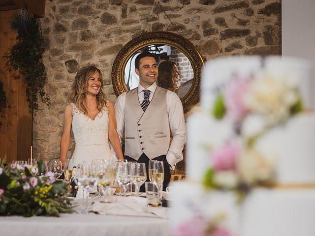 La boda de Jon y Leire en Gordexola, Vizcaya 69