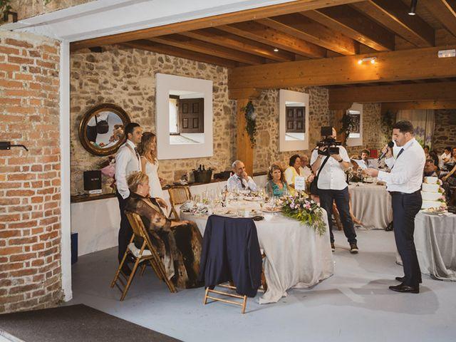 La boda de Jon y Leire en Gordexola, Vizcaya 70