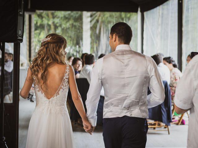 La boda de Jon y Leire en Gordexola, Vizcaya 71