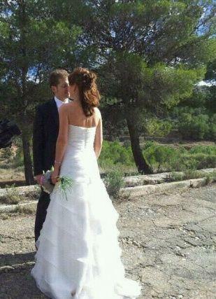 La boda de Esther y Sergio  en Fraga, Huesca 6
