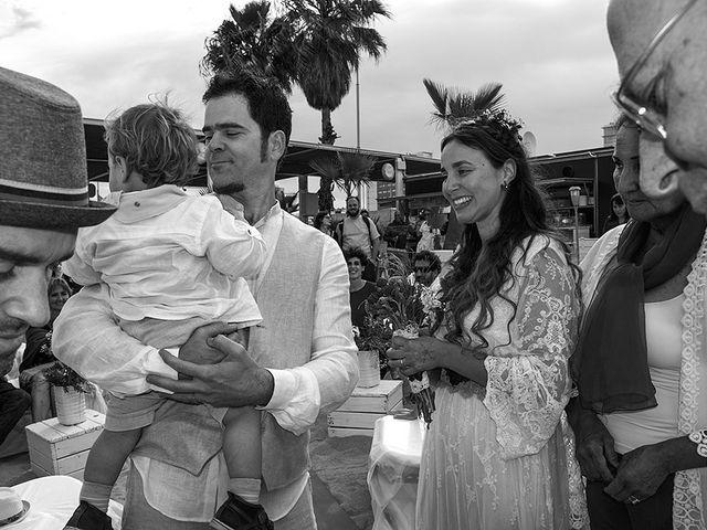 La boda de Joaquim y Keka en Barcelona, Barcelona 22