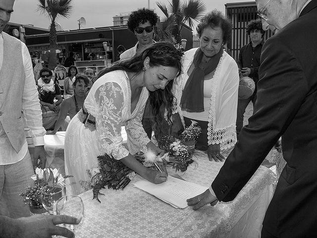 La boda de Joaquim y Keka en Barcelona, Barcelona 23