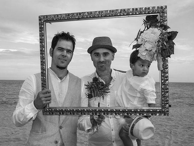 La boda de Joaquim y Keka en Barcelona, Barcelona 28