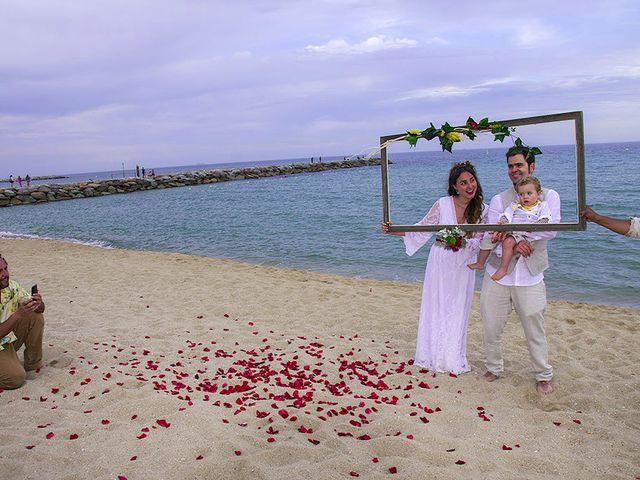 La boda de Joaquim y Keka en Barcelona, Barcelona 30