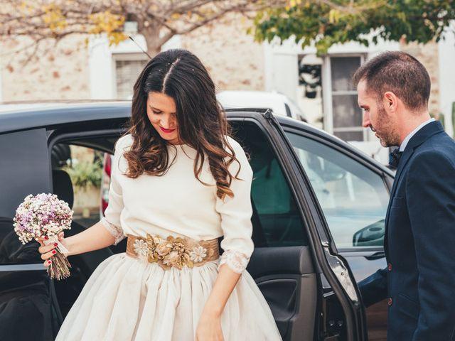 La boda de Berni y Anna en Rafelbunyol/rafelbuñol, Valencia 23