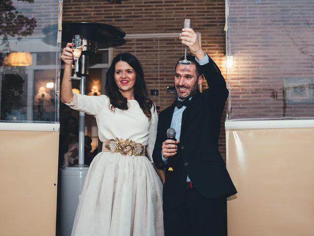 La boda de Berni y Anna en Rafelbunyol/rafelbuñol, Valencia 34