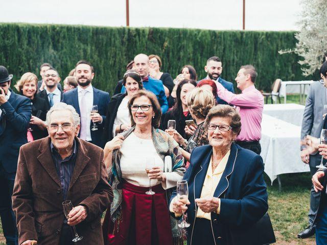 La boda de Berni y Anna en Rafelbunyol/rafelbuñol, Valencia 35