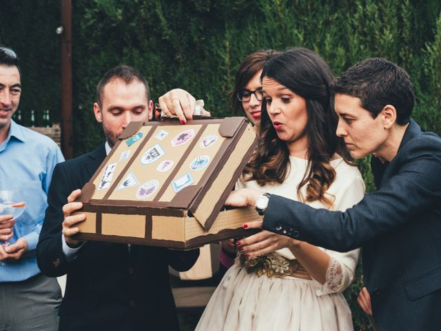 La boda de Berni y Anna en Rafelbunyol/rafelbuñol, Valencia 37