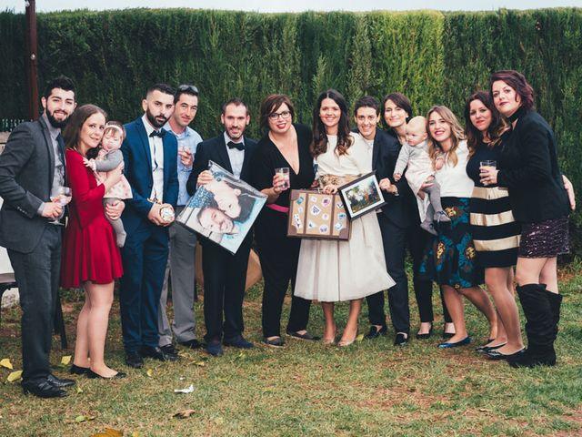 La boda de Berni y Anna en Rafelbunyol/rafelbuñol, Valencia 38