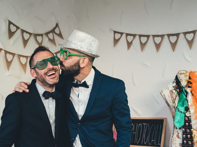 La boda de Berni y Anna en Rafelbunyol/rafelbuñol, Valencia 40