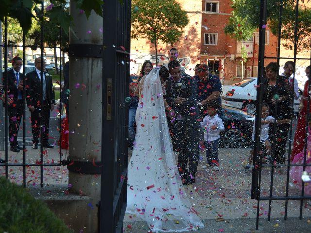 La boda de Dani y Paula en Salamanca, Salamanca 2