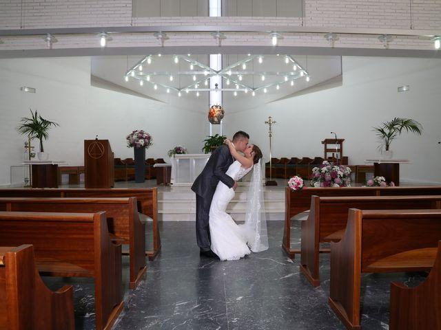 La boda de Dani y Paula en Salamanca, Salamanca 13