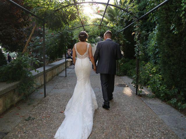 La boda de Dani y Paula en Salamanca, Salamanca 15