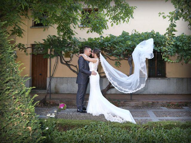 La boda de Dani y Paula en Salamanca, Salamanca 23