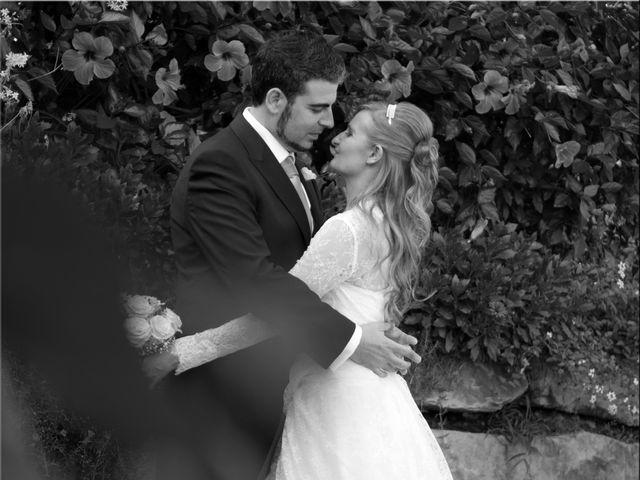 La boda de Mélody y Ricard