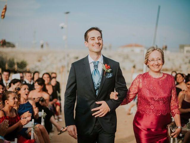 La boda de Alexis y Vanida en Arenys De Mar, Barcelona 30