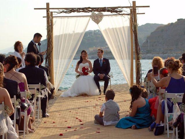 La boda de Alexis y Vanida en Arenys De Mar, Barcelona 38