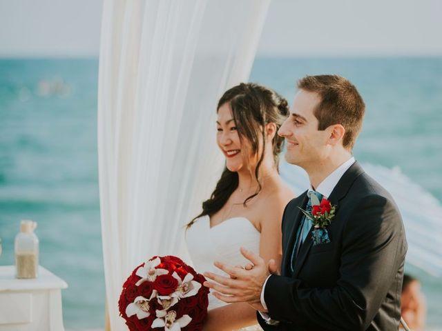 La boda de Alexis y Vanida en Arenys De Mar, Barcelona 40