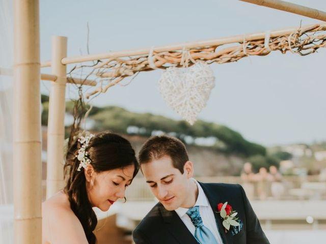 La boda de Alexis y Vanida en Arenys De Mar, Barcelona 41