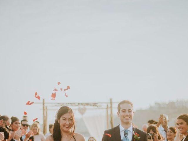 La boda de Alexis y Vanida en Arenys De Mar, Barcelona 43