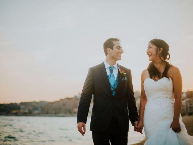 La boda de Alexis y Vanida en Arenys De Mar, Barcelona 46