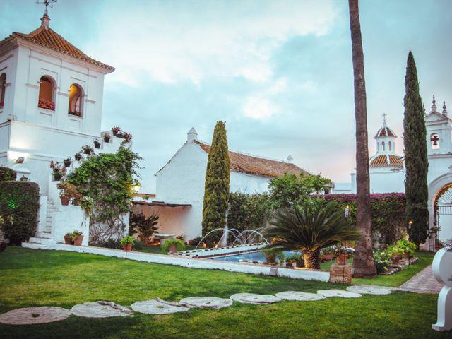 La boda de Antonio y Rocio en Mairena Del Alcor, Sevilla 9