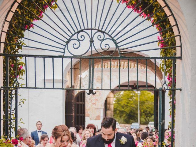 La boda de Antonio y Rocio en Mairena Del Alcor, Sevilla 10